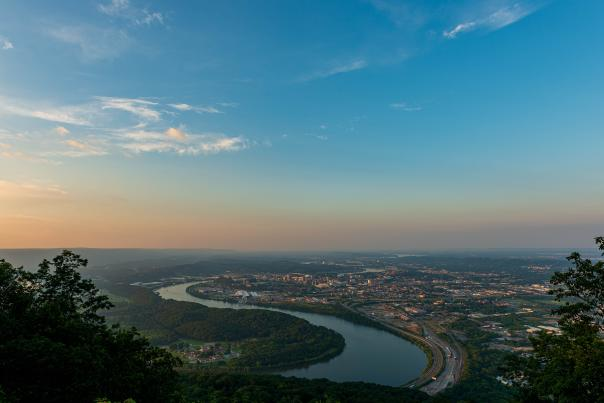 Chattanooga is the perfect city to find romance.