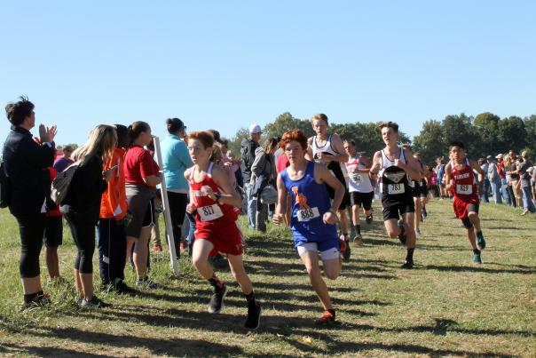 Clarksville to Host its 5th TMSAA Cross Country State Championship October 5
