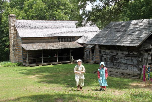Historic Collinsville Pioneer Settlement Postpones Events Through May