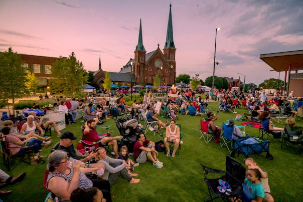 Summer Concert Series' Brings the Community Together
