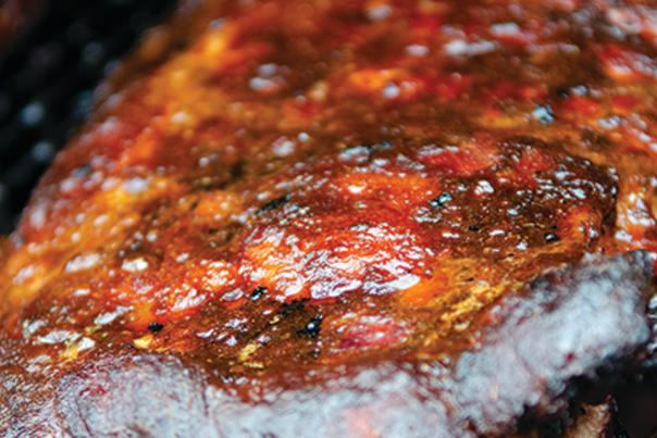 Local Spots on Clarksville's BBQ Trail