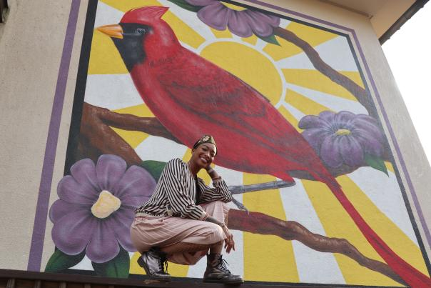 Brande Elise - Cardinal