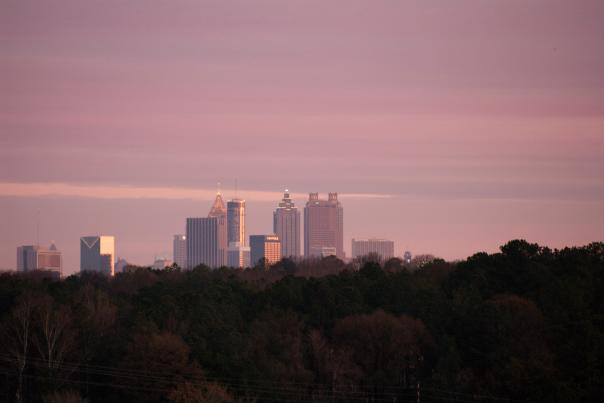 East Point - ATL view