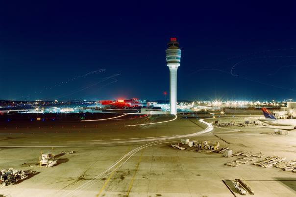 Bright Lights, Busy Airport