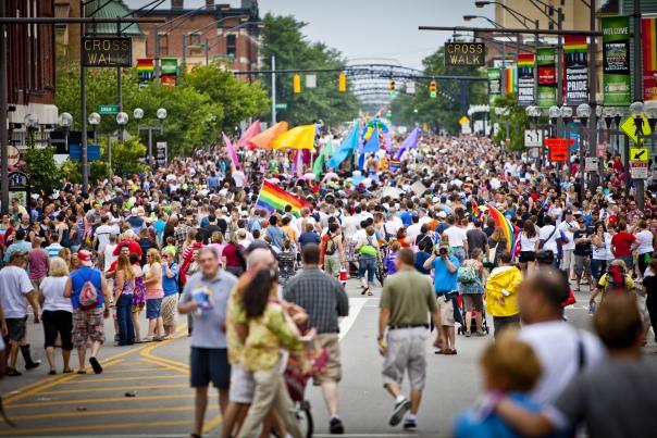 Pride Festival Parade