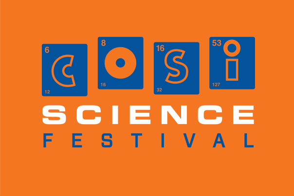 COSI Science Festival logo