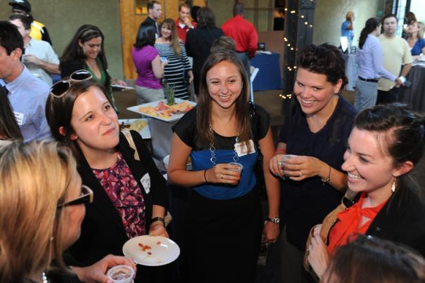 Experience Columbus Evening Exchange 7/11/12