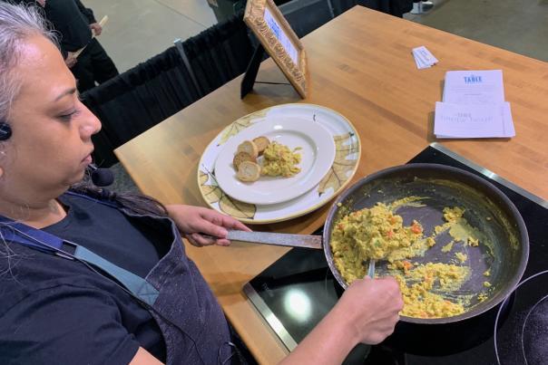 Chef Sang Lakhani, The Table