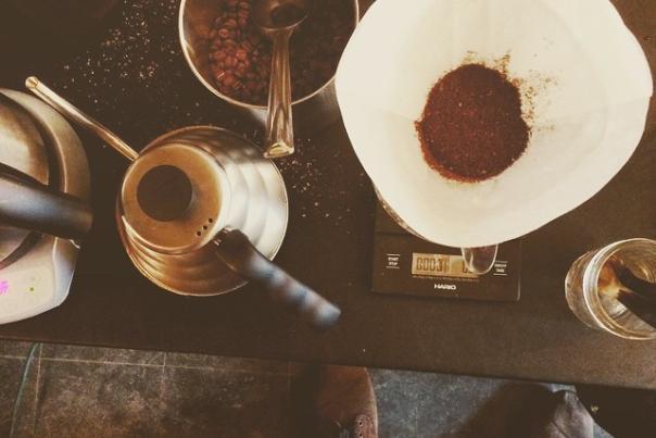 coffee pilgrim