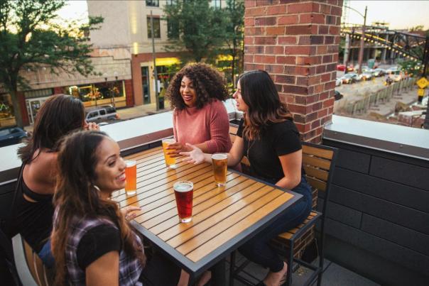 Beer Patio Rooftop