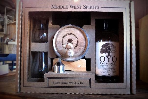 mws whiskey kit