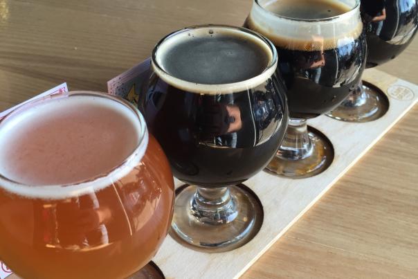 New Beers in Columbus