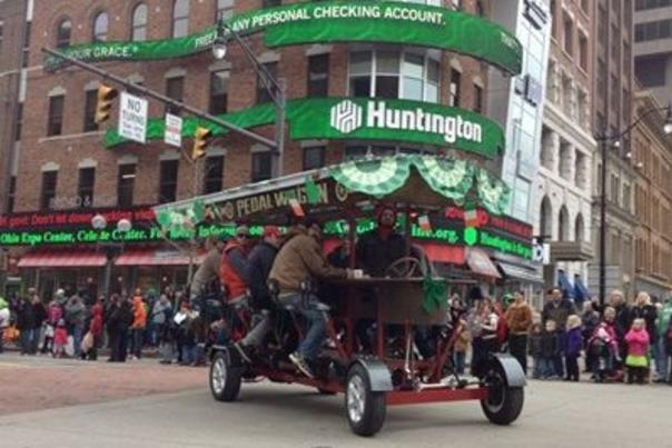 pedal wagon 2