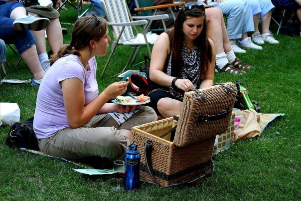 Thurber House Summer Literary Picnic