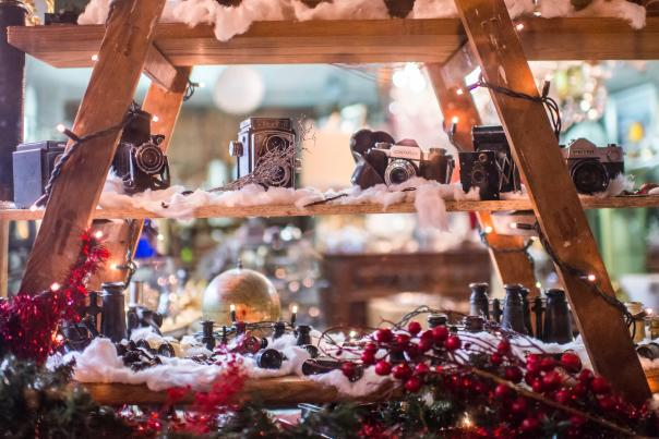 Christmas Decor from Unsplash Wide