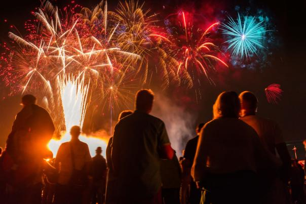 Carlisle Fireworks