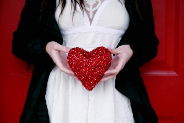 Generic Heart Image Unsplash
