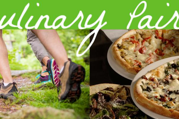 Culinary Pairings - Hiking & Healthy Foods