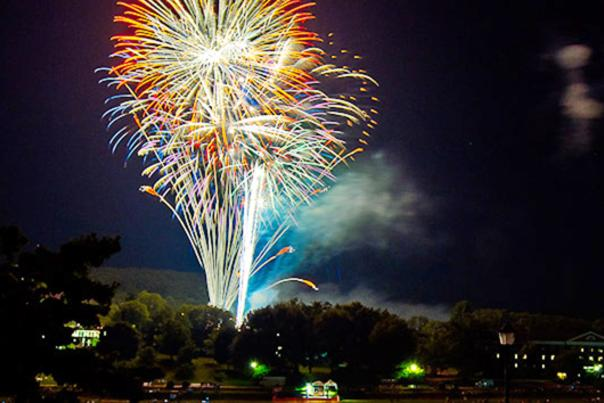 Top Four Reasons to Visit Dahlonega on July 4th