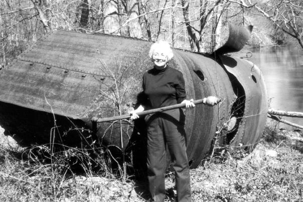 """""""What the heck is that thing?"""" The Strange Story of the Chestatee River Diving Bell"""