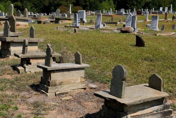 Dahlonega's Graves of Gold