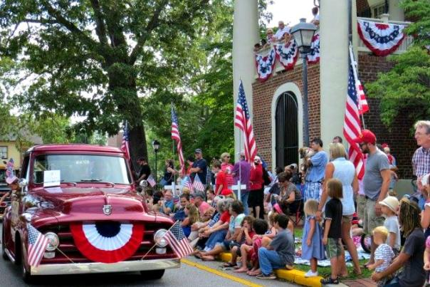 11 Reasons Why You Cannot Miss Dahlonega's 4th of July Celebration!