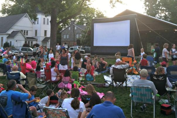 Fun for the Family -- Movies Under the Stars