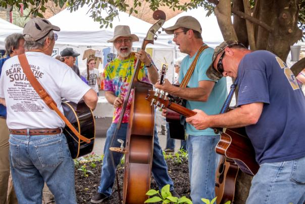 20 Reasons to Attend the 20th Annual Bear on the Square Mountain Festival