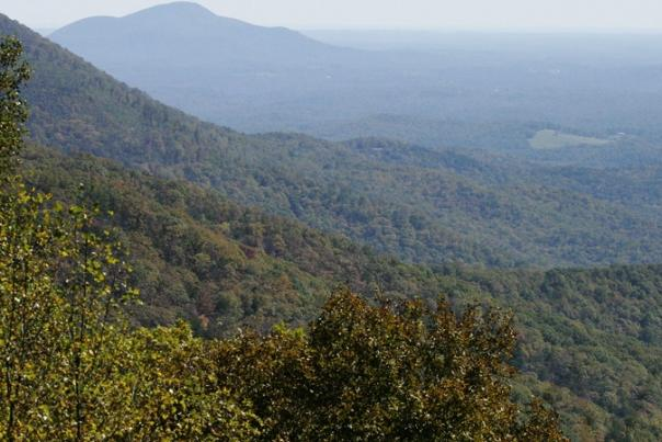 North Georgia Has Ten Wilderness Areas: Uh, What's a Wilderness Area?