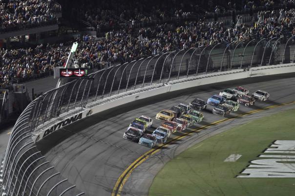 Daytona International Speedway Coke Zero Sugar 400