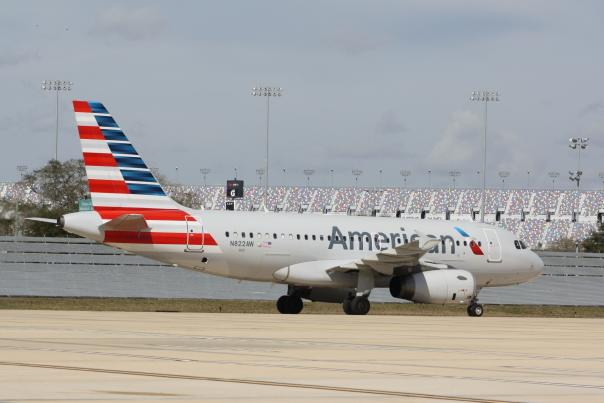Daytona Beach International Airport - American Airlines