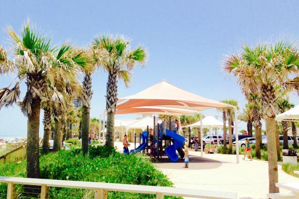 Andy Romano Beachfront Park Blog