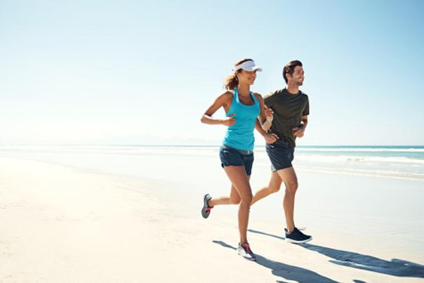 Stay fit while on a Daytona Beach vacation.