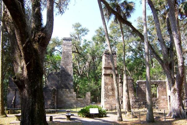 Bulow Plantation Sugar Mill Ruins