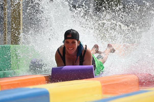 Making a splash at Daytona Lagoon