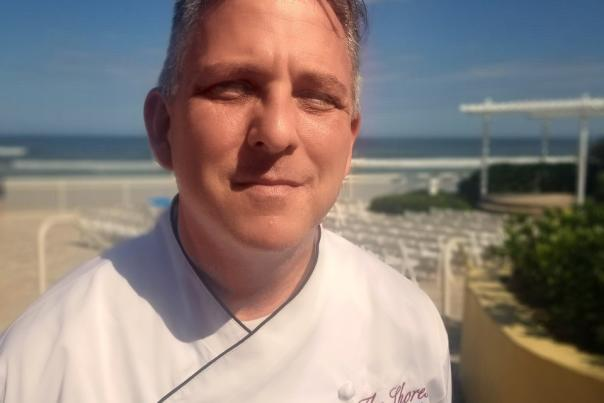 Chef Steven Bernstein of The Shores Resort & Spa