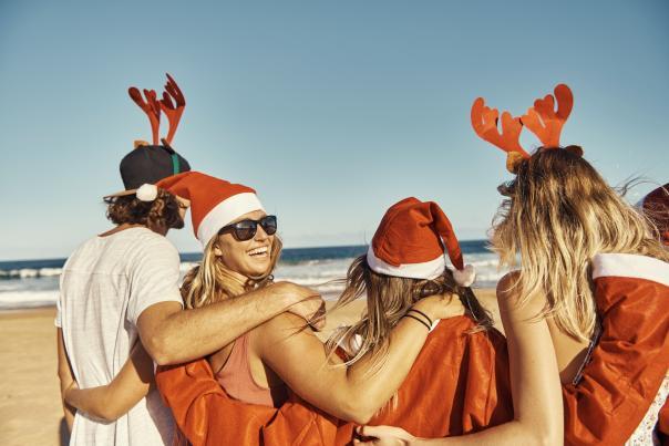 Christmas Fun in Daytona Beach