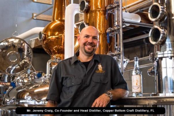 Copper Bottom Distillery