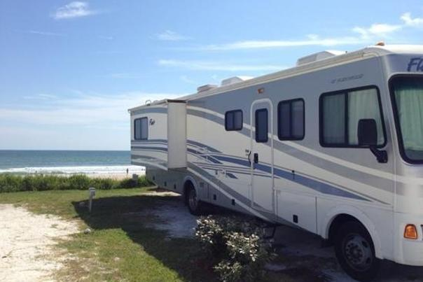 Everything you need to know about camping in Daytona Beach