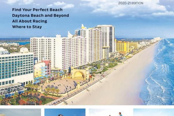 Daytona Beach Official Vacation Guide