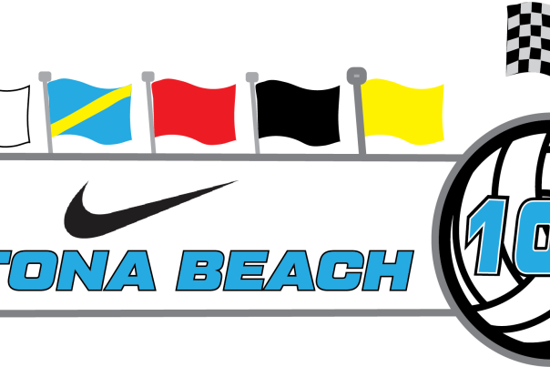 Daytona Beach 100 Volleyball Tournament Logo
