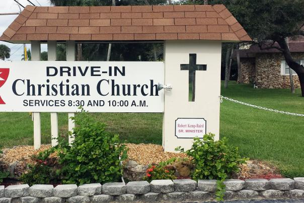 Drive In Christian Church