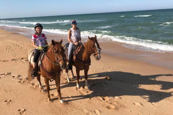 Equestrian Adventures Horseback Riding