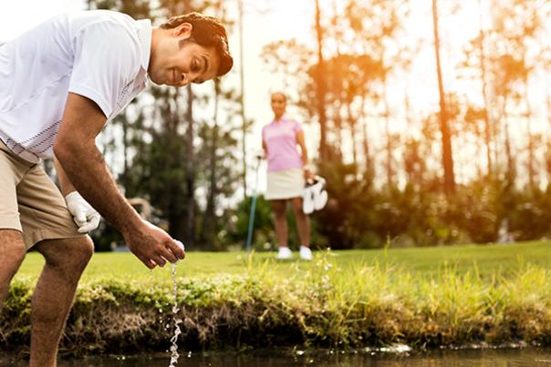 Golf - Digital campaign