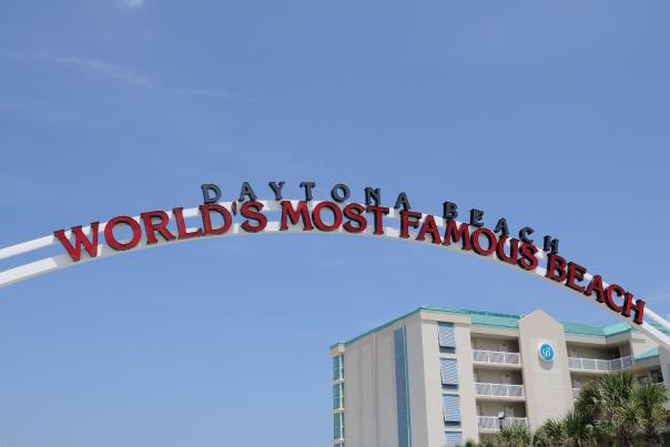 History of Daytona Beach