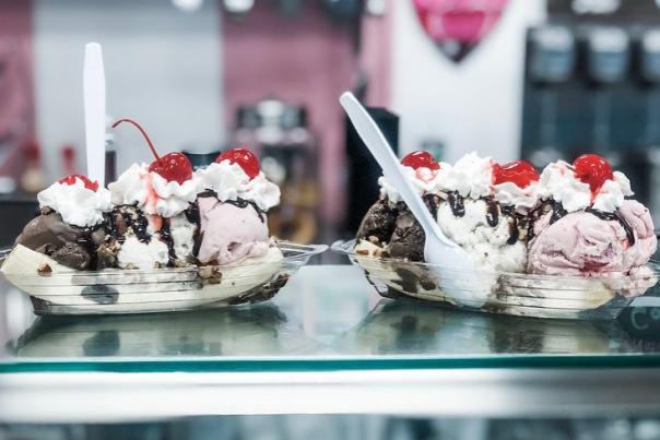 Ice Cream Social of DBS