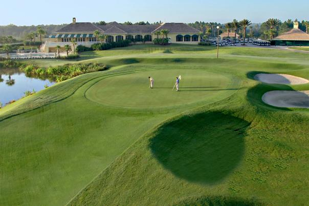 Discover Daytona Beach Golf LPGA Champions and Clubhouse