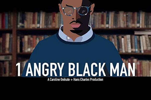 1 Angry Black Man poster