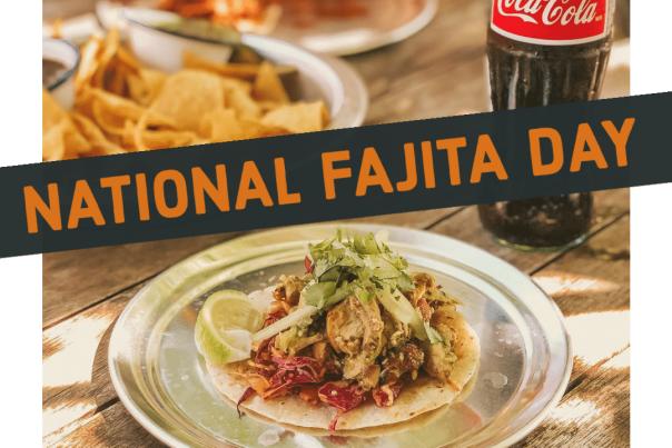 8-18 National Fajita Day