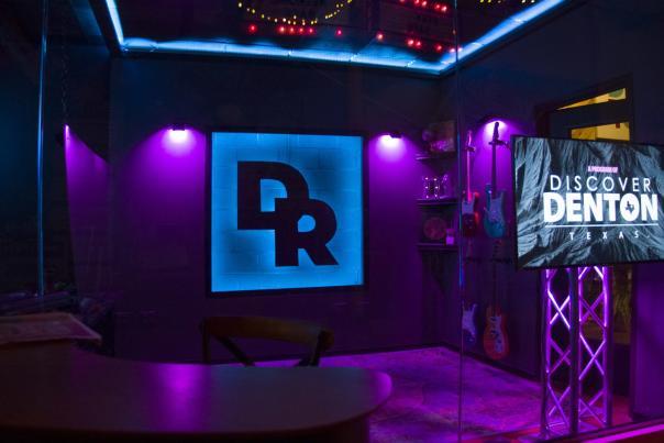Denton Radio Studio 6